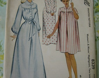 Vintage McCall 8339 Ladies 1940s Skirt pattern