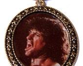 Action Hero key chain: Rambo