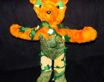 Batman Poison Ivy Bear