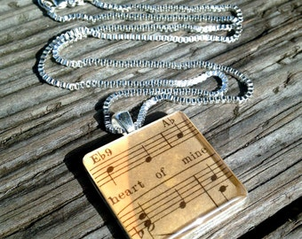 Heart of Mine Pendant Necklace