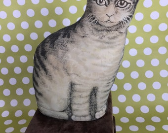 Cat- Primitive, Handmade