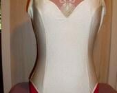 Vintage Womens Bathing Suit by JANTZEN
