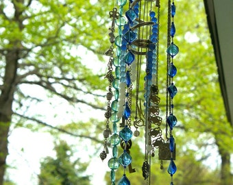 In Memory of, Memorial Wind Chimes, Personalized Wind chimes, Handmade Windchimes , In Loving Memory, Remembrance Gifts, Sympathy, Custom