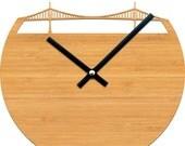 St. Johns Bridge Clock - Portland, Oregon