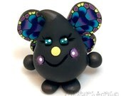 Butterfly Parker - Polymer Clay Character Figurine