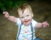 Baby Mustache Tie Shirt. baby boy moustache outfit, rainbow mustache tie, boys mustache, newborn boy coming home outfit, tie and mustache