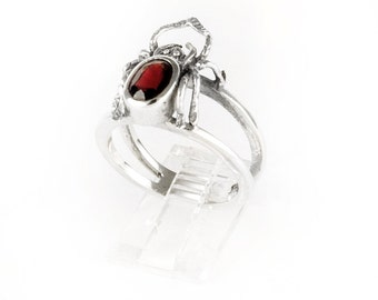 Blood Spider Ring