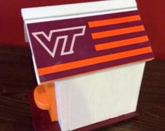 Virginia Tech  Birdhouse