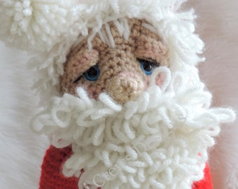 Cute Claus Crochet Pattern by Teri Crews