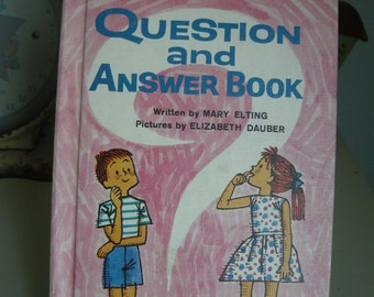 1963 Question and Answer Book