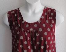 S-3X - Post Op Clothing - Shoulder Surgery Shirt / Rehab/ Heart Surgery / Breast Cancer / Hospice / Stroke / Breastfeeding  - Style Sara
