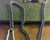 TITANIUM - Spaceman Snake Wallet Chain - Unique