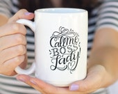 Mug - Call me boss lady - 15 oz mug