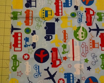 To The Rescue - Hoffman Fabric 1yard