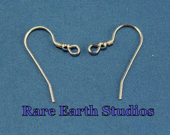 5 Pair Sterling Silver Ball and Coil Earwire 60415034