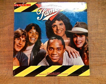 SEALED...The Kids From FAME - From the NBC Television series - 1982 Vintage Vinyl Record Album