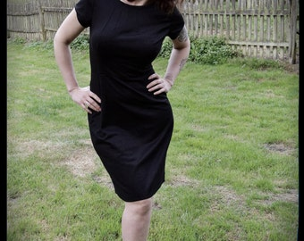 50's wiggle dress/Pin up dress 'Joan'