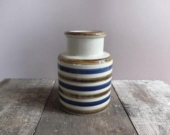 Vintage Japanese Stoneware Crock / Vase