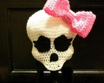 Monster High Skull Hat