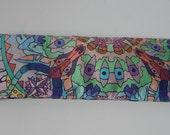 Shub Niggurath sweet nightmares dream eye pillow beans and lavender goats lovecraft themed horror style yoga meditation eye mask