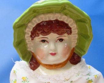SALE!! Kate Greenaway Repro China Doll
