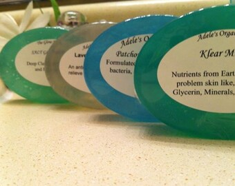Essential Glycerin Soaps