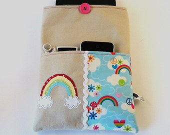 Rainbow Gadget Cover
