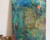 Buddha in Prayer