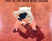 ROBERT JOHNSON King Of The Delta BLUES Singers Factory SeALED Vinyl Lp Record Album 180 gram Reissue 1971 Volume 1 Classic Lp cL 1654