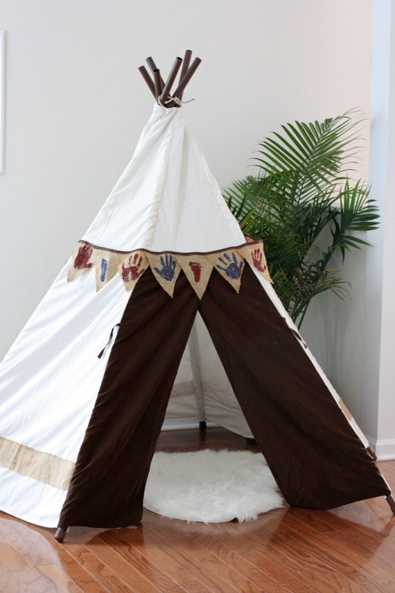 Tee Pee Tent Pattern Instant Download By Tohugabug On Etsy