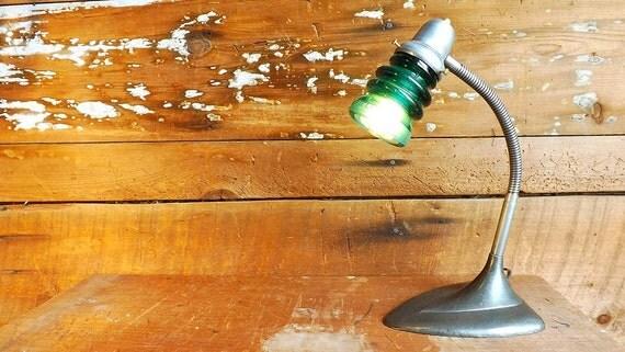 lampe col de cygne industriel bureau de fonte lumi re lampe. Black Bedroom Furniture Sets. Home Design Ideas