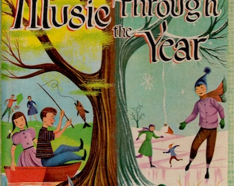 Music Through the Year edited by Max T. Krone