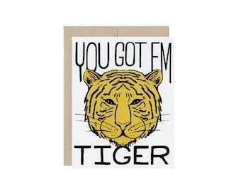 Got Em Tiger