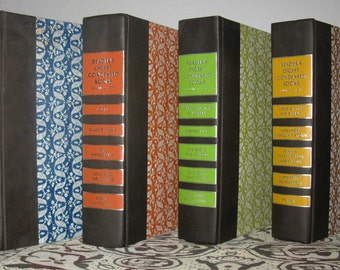 Lot of 4 1975 Readers Digest Condensed books