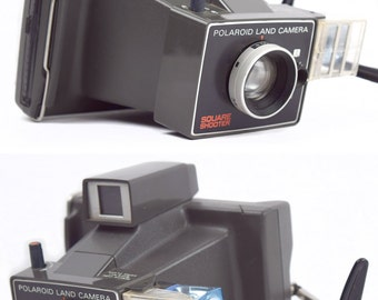 Polaroid Land Camera Square Shooter Instant Film Camera