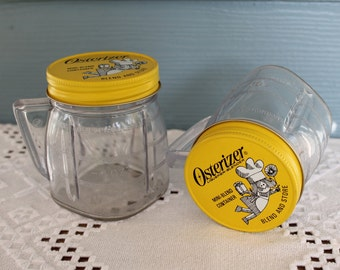 Set of 2 Osterizer Mini Blend Containers