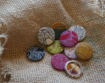 Fabric Badges
