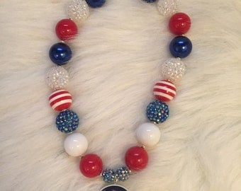 Houston Texans Chunky Necklace