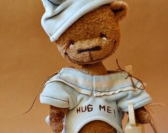 SOLD Teddy Bear Gideon ~ 24 cm by DomiVero