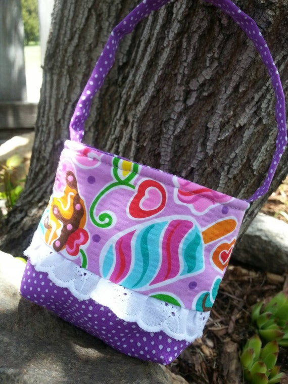 Baby's First Purse, Ice Cream Toddler Purse