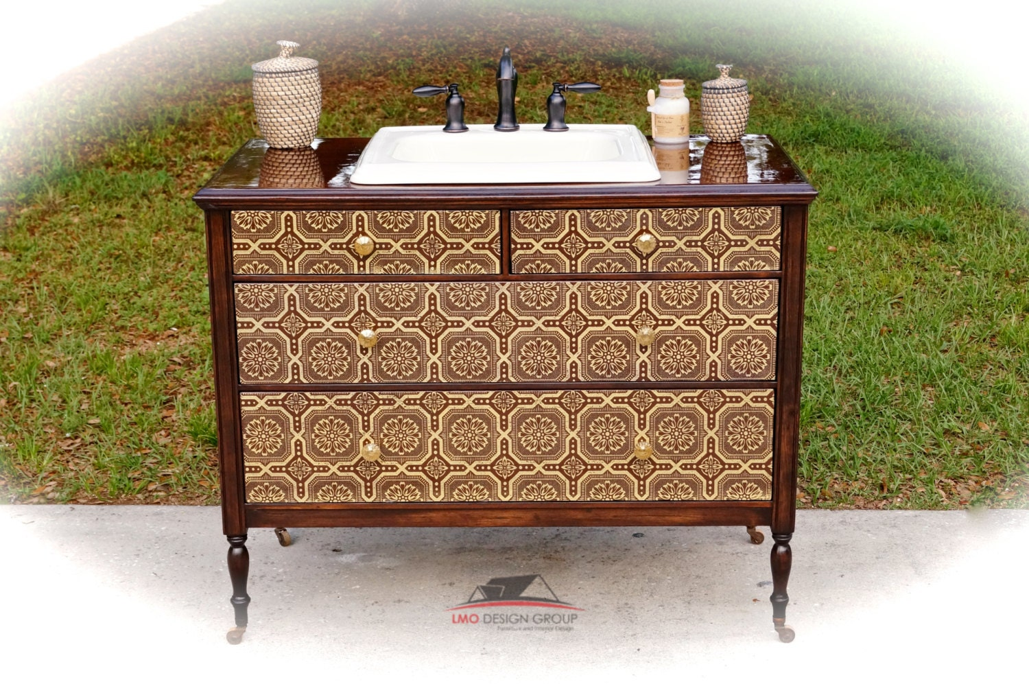 Bathroom Vanity By Lmodesigngroup On Etsy