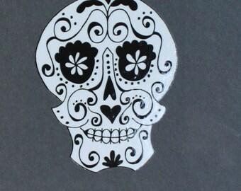 Day of the dead Sugar Skull. #97