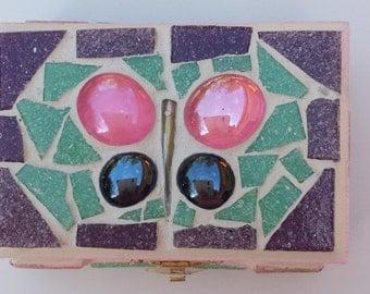 Baby Girl Treasure Box