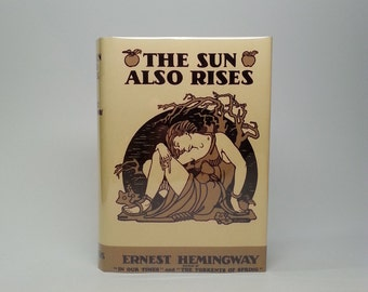 an analysis of the book the sun also rises by ernest hemingway The sun also rises by ernest hemingway no amount of analysis can convey the quality of the sun also rises return to the books home page.