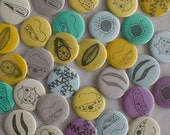 Microbe Buttons