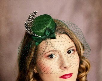Bridal hat bellboy Barbara fascinator wedding guest mother of bride