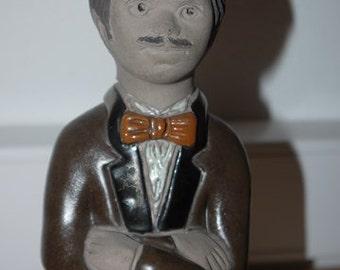 Elbogen Ceramic - Figurine - Sweden - Malmo -