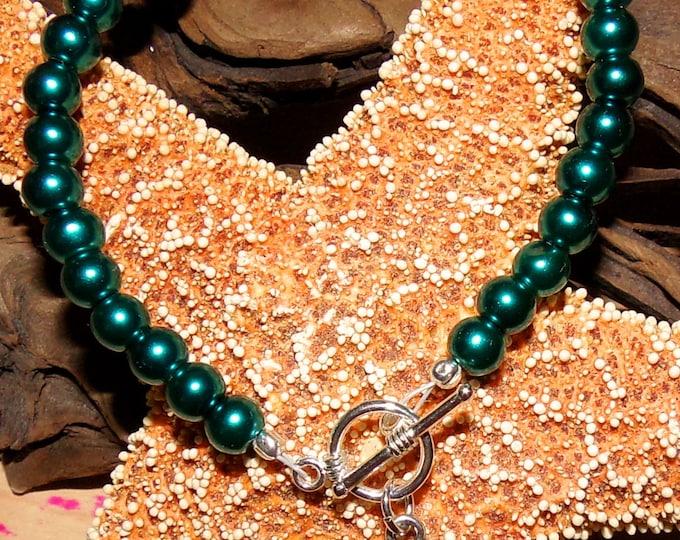 Teal Awareness Bracelet