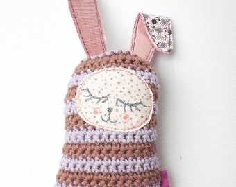 Hare / crochet hare / small leveret