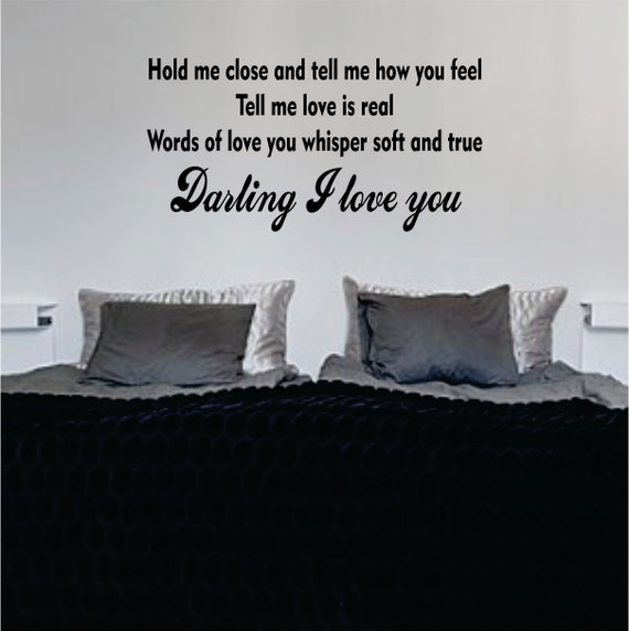I Love You Quotes: Darling I Love You Quotes. QuotesGram